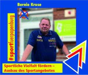 Bernie Kruse