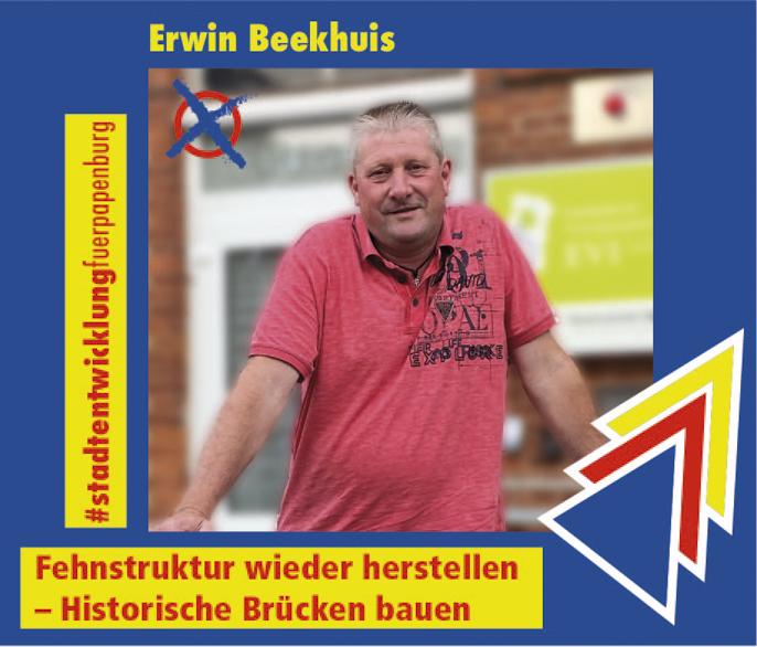 Erwin Beekhuis – Stadtentwicklung