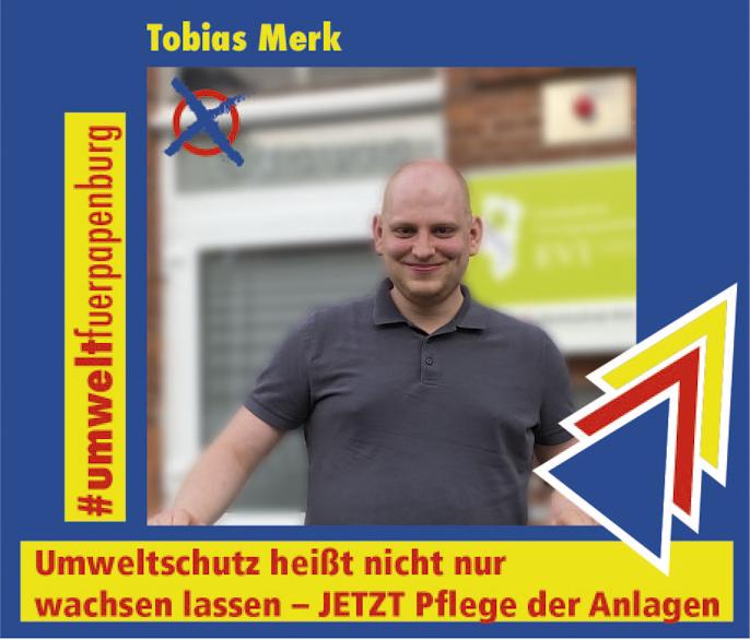 Tobias Merk – Umwelt