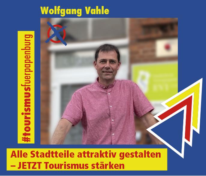Wolfgang Vahle – Tourismus