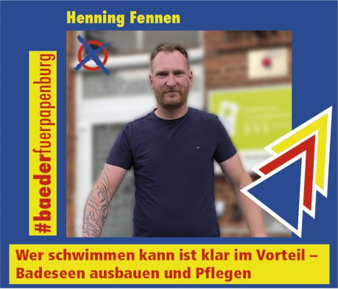 Henning Fennen – Bäder